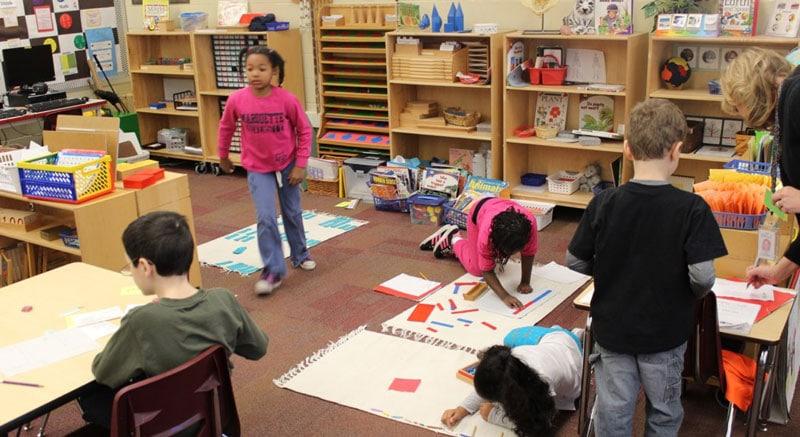 I Principi del Metodo Montessori