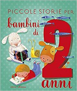 libro piccole storie per bambini di due anni