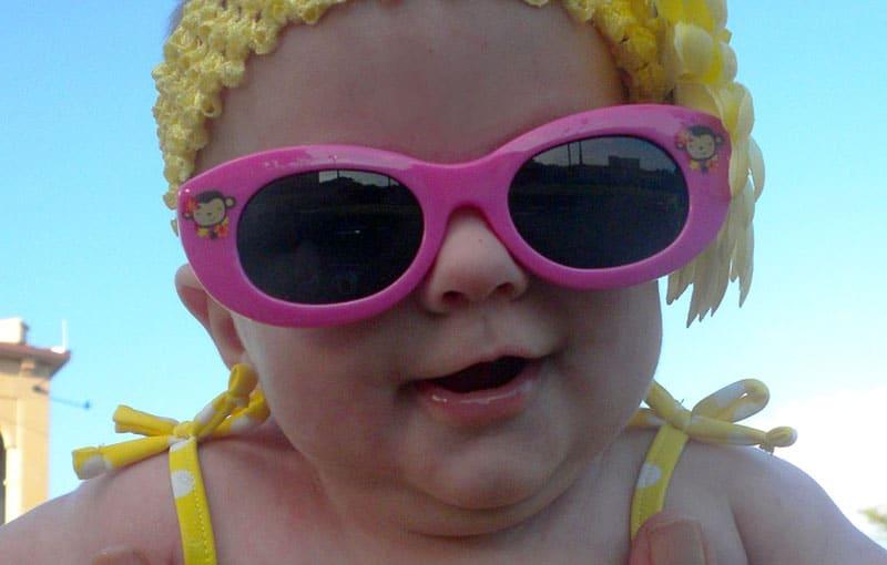 Occhiali da Sole per Neonati: Chicco, Prenatal, Ray Ban