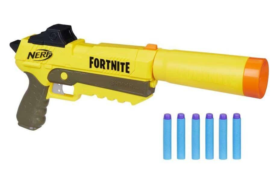 Gioco Blaster Fortnite Nerf Prezzo