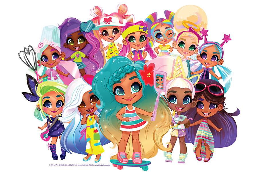 Hairdorables Prezzo Bambole da Collezionare