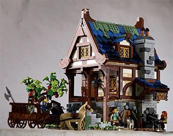 Lego 21325 Fabbro Medioevale